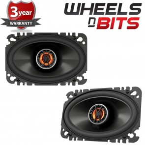 "NEW JBL CLUB 6420 4""x6"" 2-Way Replacement Coaxial Car Speaker 210W Total Power"