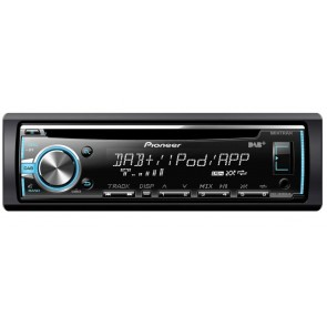 PIONEER DEH-X6800DAB CAR STEREO NORMAL & DAB RADIO CD USB IPOD IPHONE ANDROID