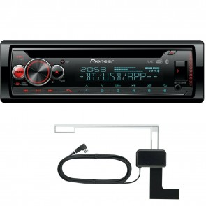 Pioneer DEH-S720DABAN Car Stereo Bluetooth CD DAB Radio Spotify Android Antenna