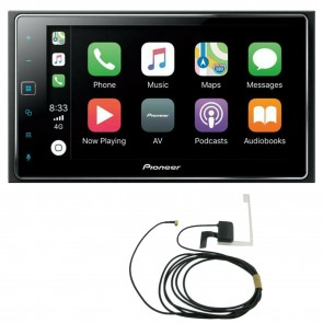 Pioneer SPH-DA130DABAN ANTENNA DAB Bluetooth Android Apple CarPlay Spotify Radio
