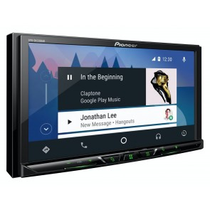 "New Pioneer SPH-DA230DAB 7"" Screen Apple CarPlay Android Media Receiver 2Din DAB"