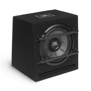 "JBL Stage 800BA 8"" Ported Powered Active Subwoofer Box 200 Watt Max Builtin Amp"